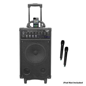 New Department PA system Available for Loan