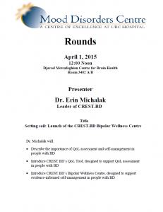 MDC Rounds Wednesday April 1st