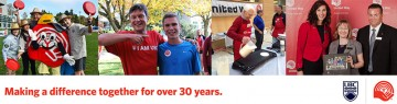 UBC United Way Campaign – Thank you