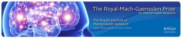 [Cara-net] The Royal-Mach-Gaensslen Prize for Mental Health Research – 2015 Competition