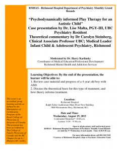 RMHAS Grand Rounds August 19