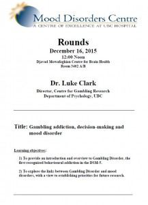 MDC Rounds – Wednesday Decemeber 16th 12:00 noon