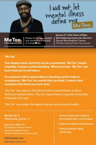 "VGH/UBC Hospital Foundation ""Me Too"" Event January 13th"