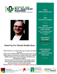 LGH Mental Health Breakfast March 18th (RSVP Required)