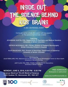 Inside Out: The Science Behind Kids Brains – Monday June 6th
