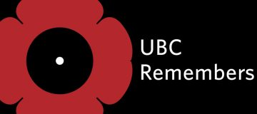 UBC Remembrance Day Ceremonies 2016