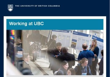 Working at UBC