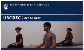 Spring & Summer Programs at UBC Recreation for Staff & Faculty!