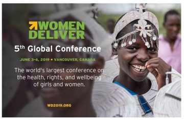 Women Deliver 2019 Conference in Vancouver