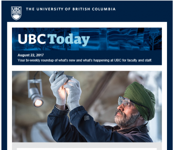 UBC  TOday