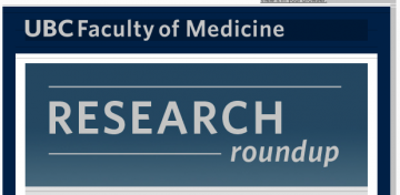 FoM  Research Roundup August 22, 2017