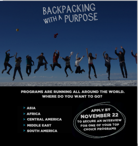 Service learning programs abroad with Operation Groundswell