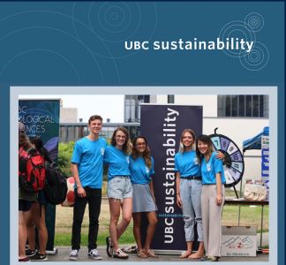 UBC Sustainability News