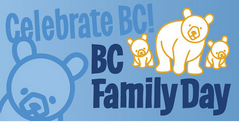 Reminder: Monday February 12th is Family Day – A  statutory holiday