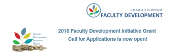 FoM Office of Faculty Development News and Upcoming Events