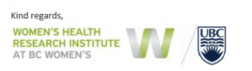 Call for Applications : WHRI Health Professional Investigator Award