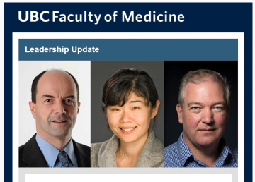 FoM Leadership Update: Centre for Hip Health & Mobility