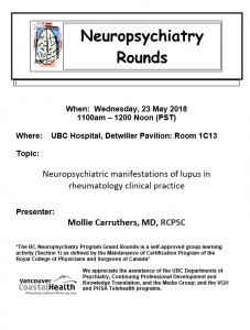 BCNP Grand Rounds Wednesday May 23rd