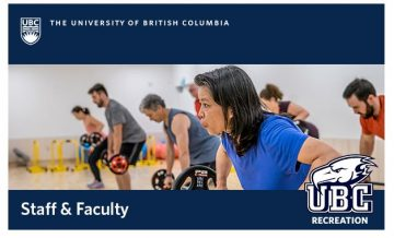 UBC Recreation