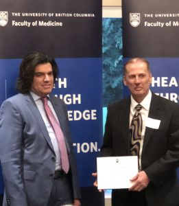 Congratulations to Dr. N. Hanon, Dr. J Austin and Dr. E. Stewart as 2018 Faculty of Medicine Award Recipients