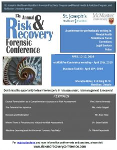 13th Annual Risk & Recovery Conference