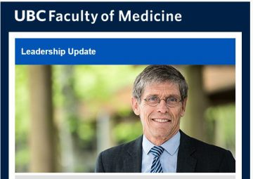 Leadership Update: Michael Allard appointed Vice-Dean, Health Engagement