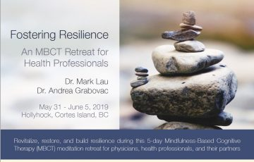 Fostering Resilience for Health Professionals – May 2019