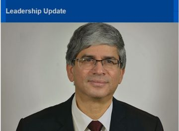 Leadership Update: Lakshmi Yatham appointed Head, Department of Psychiatry