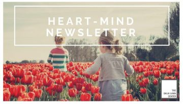 Dalai Lama Center :Wonderful New Heart-Mind Online Resources:  How to Teach Kids About Heart-Mind Well-Being and Using Yoga to Help Teens Cope with Trauma and Stress.
