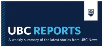 UBC Reports | May 17, 2019