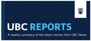 UBC Reports | May 24, 2019