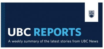 UBC Reports | May 10, 2019