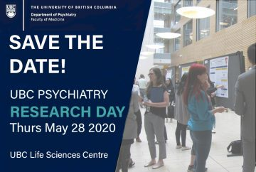Postponed: UBC Psychiatry Research Day