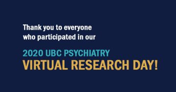 Thank You to Everyone for a Great Virtual Research Day!