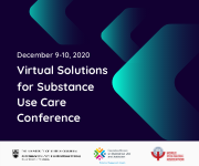 YOU ARE INVITED: Register for the Virtual Solutions for Substance Use Care Conference on December 9-10, 2020