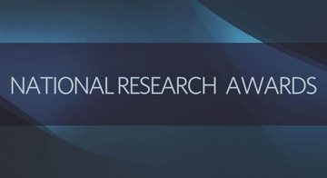 Save the Date: 2020 National Research Award Celebration on Tuesday, March 9th 2021, 4-5pm
