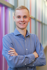 Congratulations to Jacob Stubbs, Recipient of a 2021 Friedman Award for Scholars in Health!