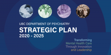 Release of Finalized Department Strategic Plan for 2020-2025